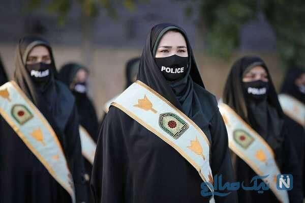 پلیس زن در ایران