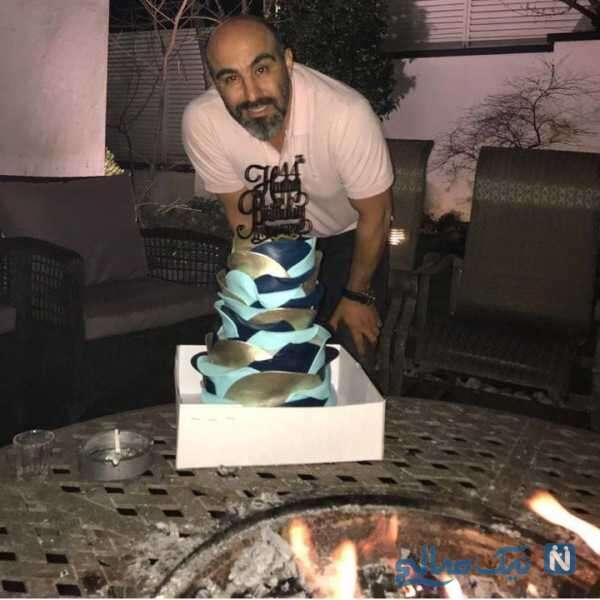 جشن تولد آقای بازیگر