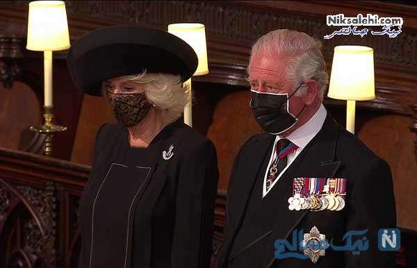 پرنس چارلز و همسرش کامیلا