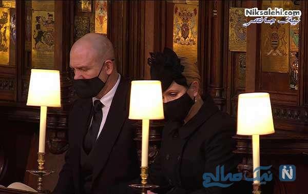 نوه ملکه زارا فیلیپس و همسرش