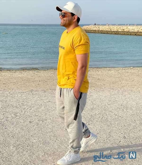 خواننده ایرانی در کیش