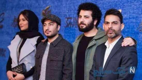 کارگردان و بازیگران مشهوز