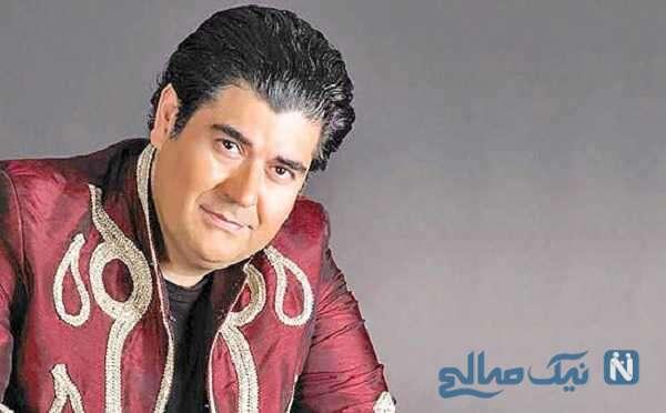 حضور سالار عقیلی با ساز و آواز در مراسم سوم زنده یاد محسن قاضی مرادی