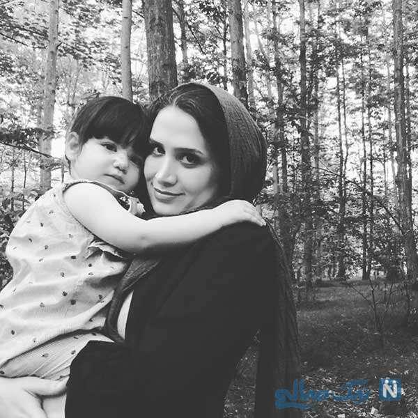 خاله سارا و دخترش