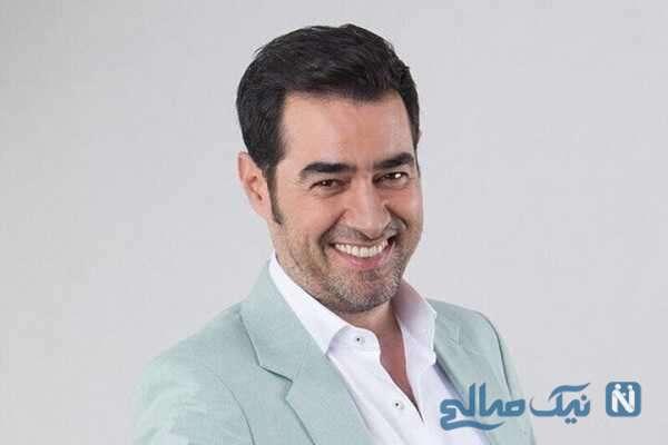 هیجان غیر قابل کنترل شهاب حسینی مجری همرفیق و مهمانان این برنامه