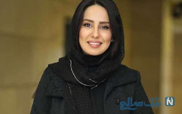 طبیعت گردی شیدا یوسفی بازیگر سریال نون خ در روزهای کرونایی