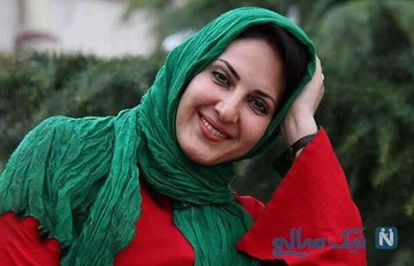 عکس دیده نشده از گریم حاجی فیروز شهره سلطانی و فاطمه گودرزی