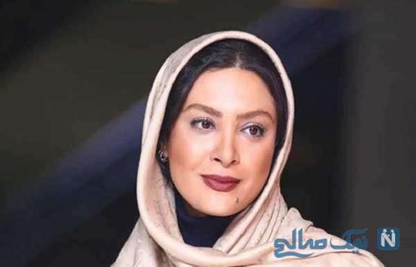 خبر پدر شدن کیان مقدم همسر حدیثه تهرانی از زبان خانم بازیگر