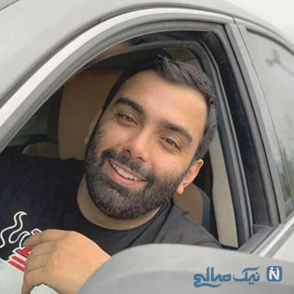 مسعود صادقلو خواننده معروف