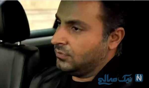 علیرضا طلیسچی در سریال سودا