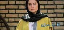 عاشقانه های سولماز غنی بازیگر سریال ملکه گدایان و همسرش در فصل بهار