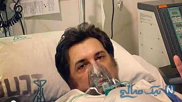 آقای بازیگر در بیمارستان