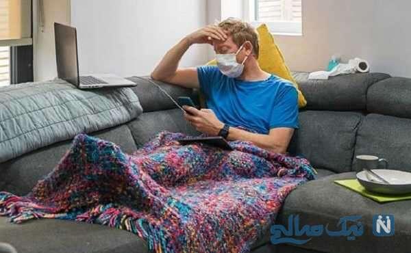 روش درمان مبتلایان کرونا در خانه