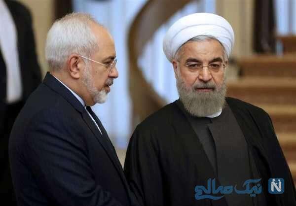 محمد جواد ظریف و رئیس جمهور