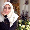 تصویری از عاشقانه های ژیلا صادقی مجری معروف با همسرش