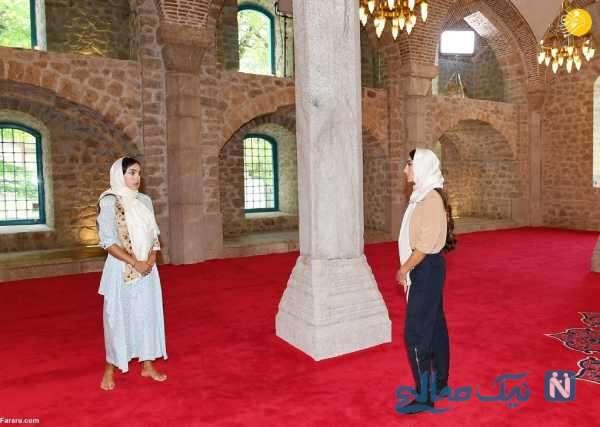 مسجد تاریخی شوشا
