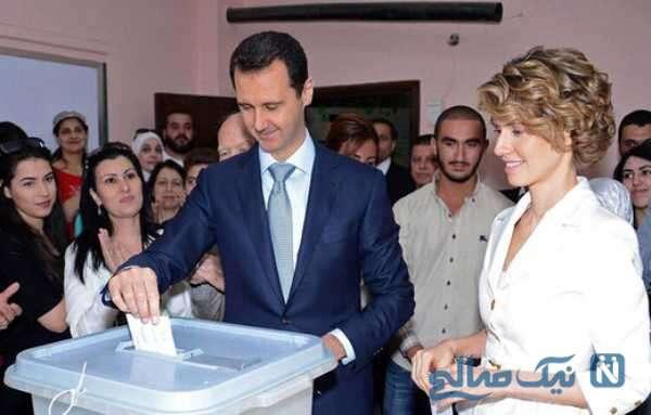رئیس جمهور سوریه