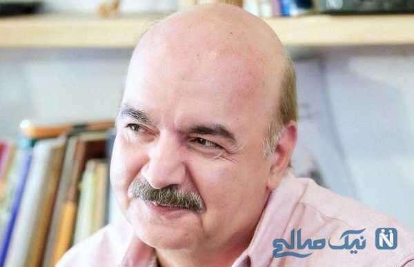 ویدیو جالب به بهانه تولد ایرج طهماسب بازیگر و مجری خاطره ساز