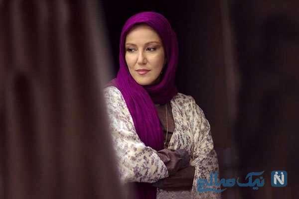 تصویری از بازیگر پانته آ بهرام