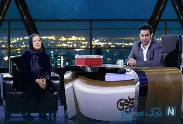 رویا تیموریان بازیگر معروف در همرفیق