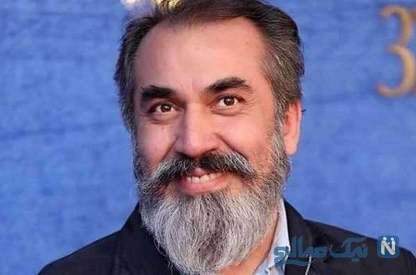 ماجرای خنده دار کتک کاری شهاب حسینی و سیامک انصاری بازیگر مشهور
