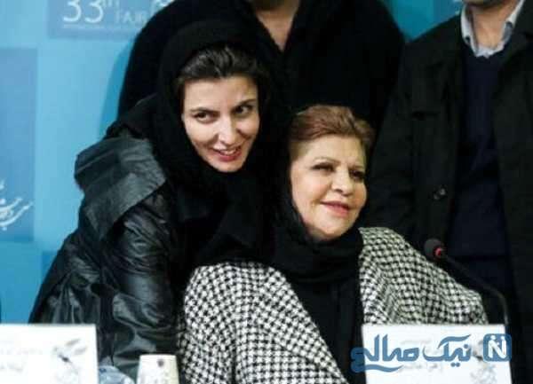 مادر لیلا حاتمی