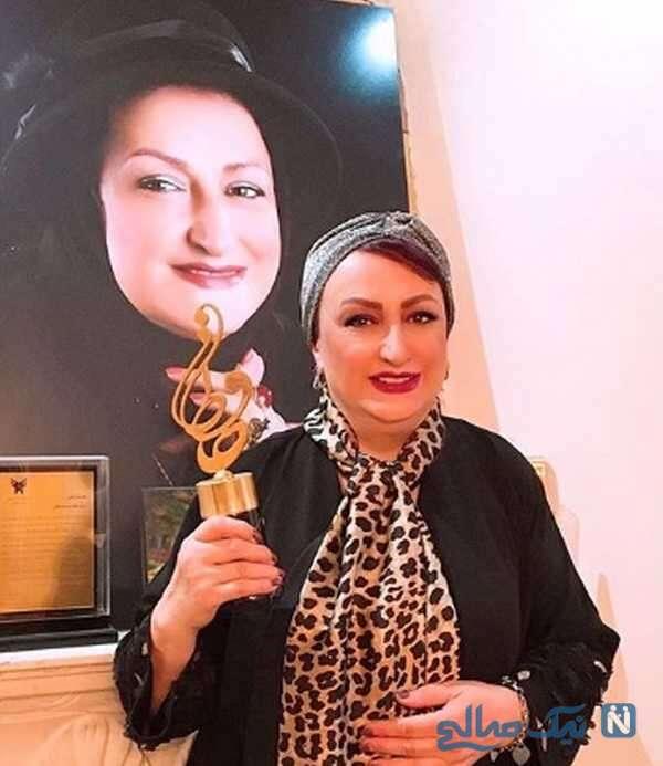 تصویری از بازیگر زن مریم امیر جلالی