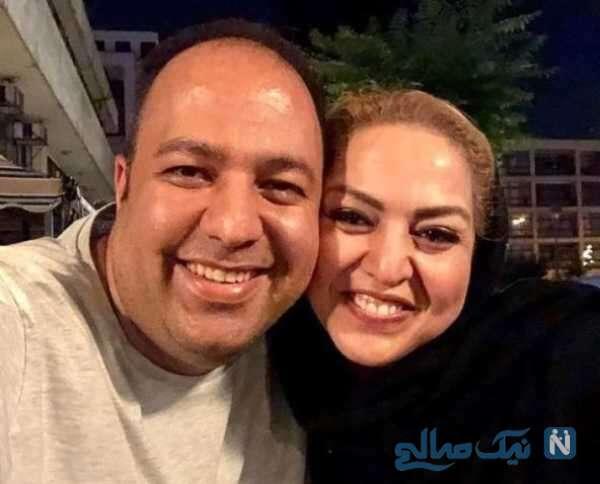 تصویری از علی اوجی و مادر زنش