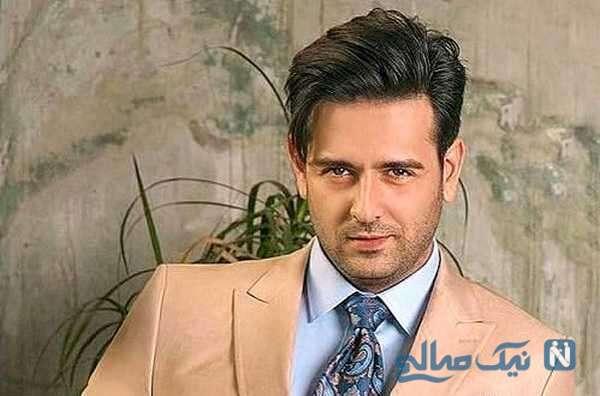 فیلم کمتر دیده شده از امیر حسین آرمان بازیگر «مانکن» در تلویزیون