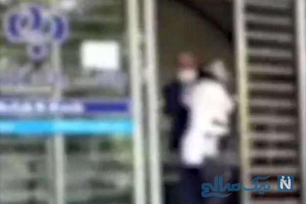 جزئیات کتک زدن زن توسط کارمند بانک