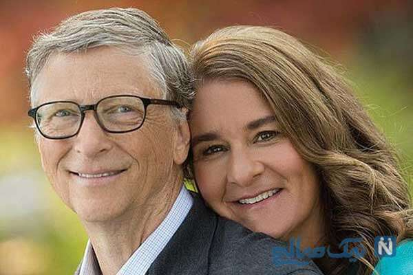 طلاق بیل گیتس و همسرش ملیندا با جزئیات بیشتر و واکنش دخترشان