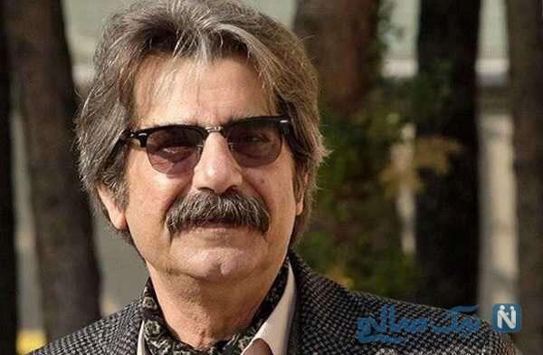 جشن تولد عزت الله مهرآوران بازیگر بچه مهندس ۴ به وقت ۷۳ سالگی