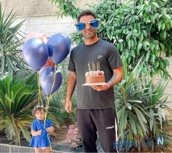 تولد 36 سالگی حنیف عمران زاده