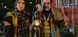 شوخی جالب و خنده دار سریال طنز بوتیمار با امیر قلعه نویی