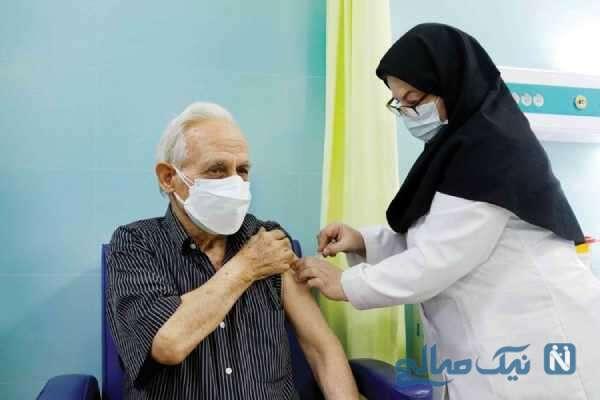 زمان تزریق واکسن به افراد سالمند