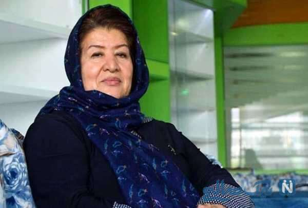 واکنش پوران درخشنده کارگردان به قتل بابک خرمدین
