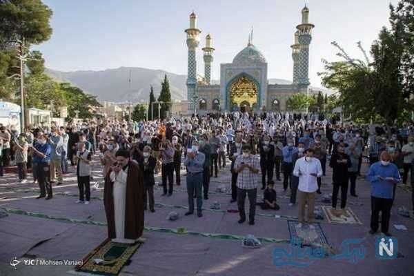 برگزاری نماز