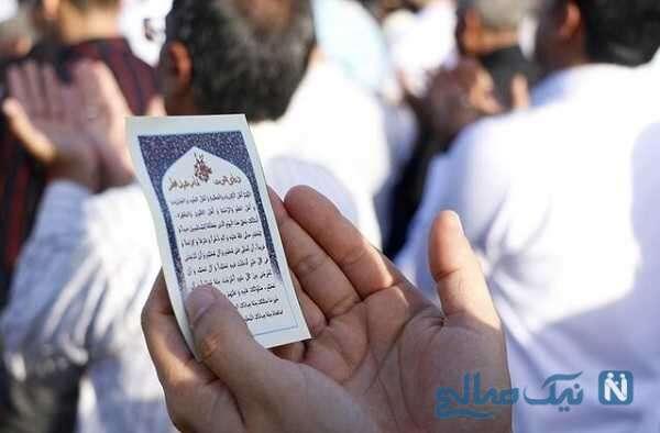 اقامه نماز عید سعید فطر در سراسر تهران با رعایت نکات بهداشتی