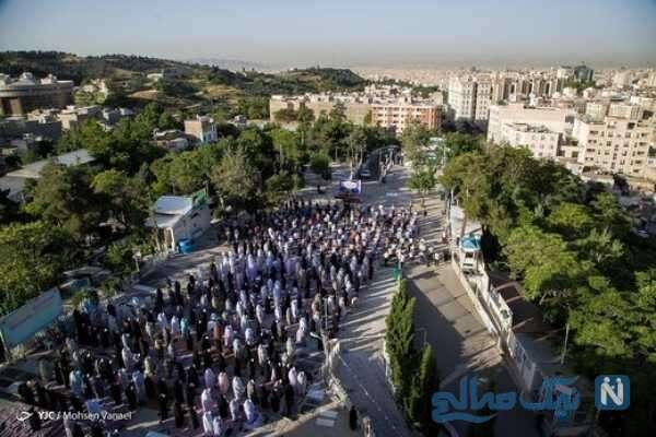 نماز عید سعید فطر در تهران