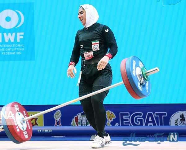 ورزشکار ایرانی