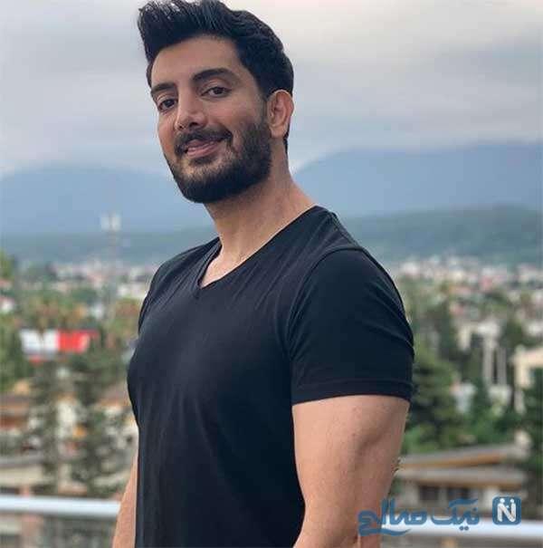 فرزاد فرزین خواننده ایرانی