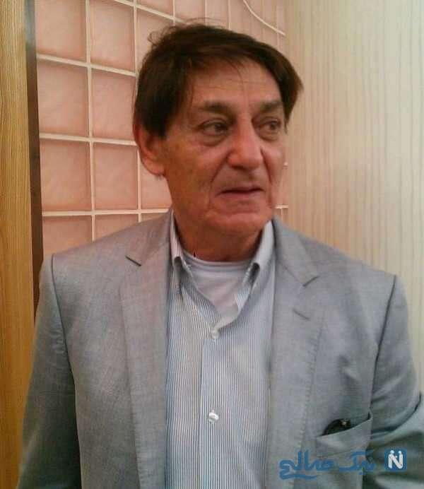 تصویری از پدر محمدرضا گلزار