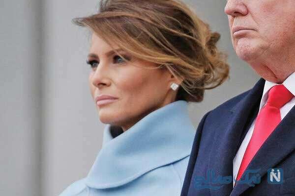 همسر رئیس جمهور سابق آمریکا