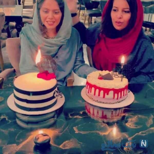 جشن تولد غزال نظر