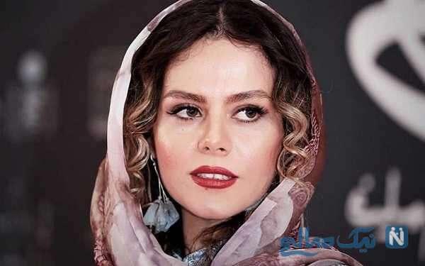 """سورپرایز جشن تولد برای """" غزال نظر """" بازیگر نقش رها در سریال احضار"""