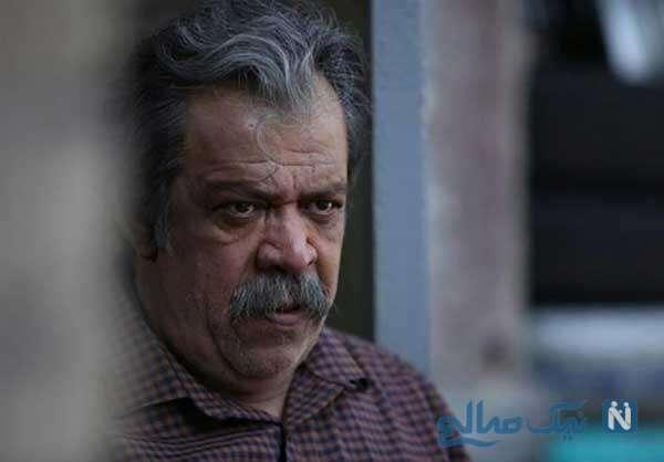 بستری شدن حسن پورشیرازی بازیگر در بیمارستان