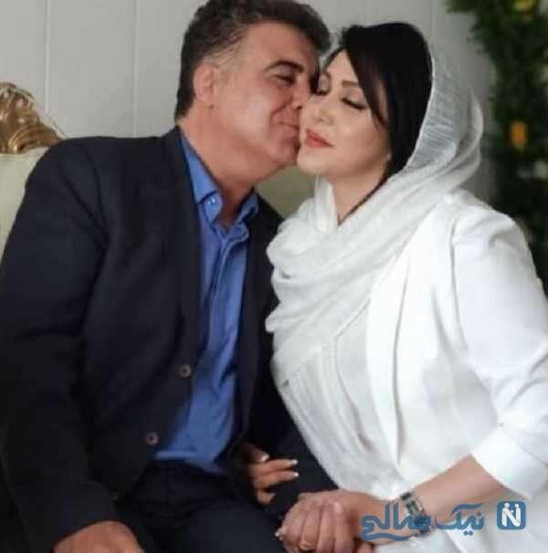 حسن شکوهی و همسر دومش