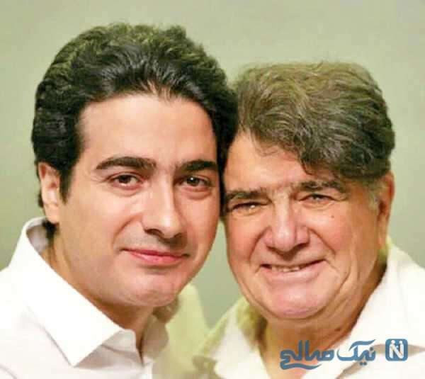 محمدرضا شجریان و پسرش
