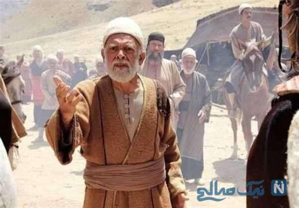 بازیگر سلمان فارسی