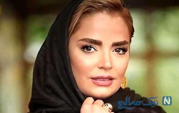 کوهنوردی بازیگر زن ایرانی سپیده خداوردی با استایل خاص